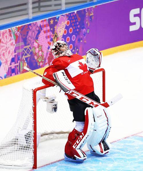 Carey Price, Sochi 2014
