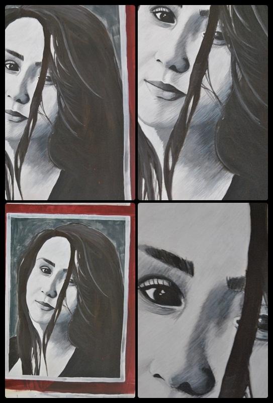 www.facebook.com/NinArt.91  http://cata-art.blogspot.ro/    Technique: Acrylic