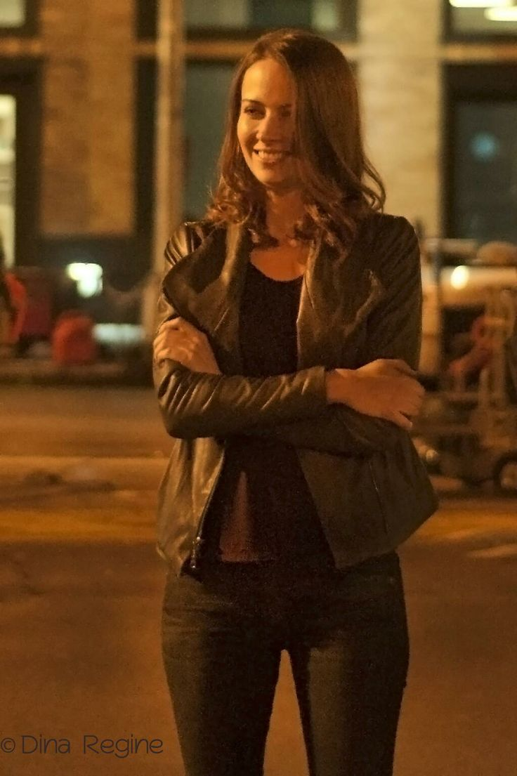 """Amy Acker as Samantha """"Root """" Groves on Person of Interest."""