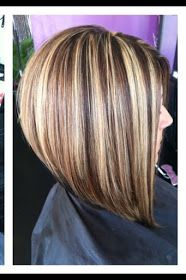 A-line bobs! Images and video tutorials!   The HairCut Web!