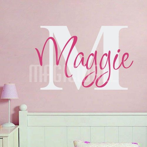 Wall Decals Personalized Names Stickers Name Amp Butterflies Vinyl Decal  Sticker Decor Ebay Part 82