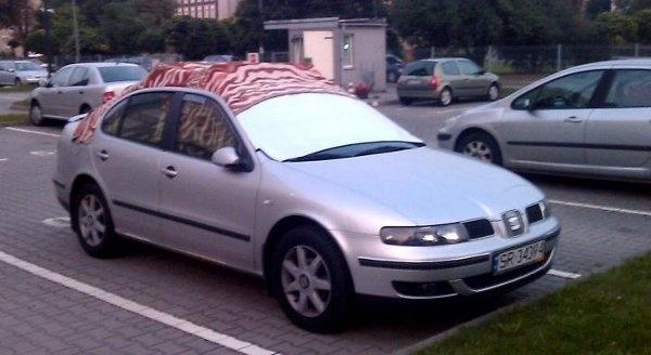 Beacon car! :D