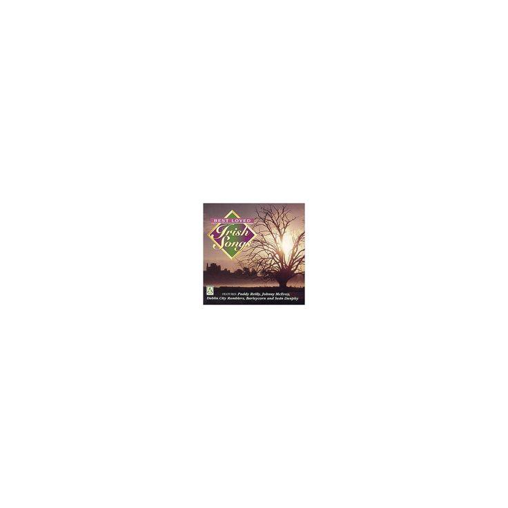 Various - Best loved irish songs (CD)