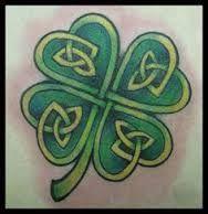 celtic clover tattoos - Google Search