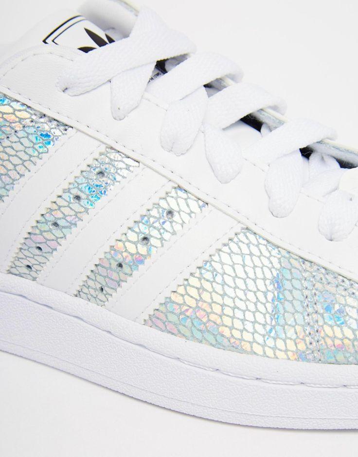 Adidas Originals - Superstar Ii - Scarpe Da Ginnastica Bianco Me