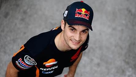 Dani Pedrosa MotoGP 2014 pre season interview