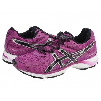Pantofi sport dama Asics Gel Kaeda purple-black-white