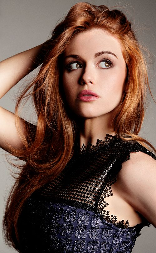 Holland Roden for Mane Addicts (2015)
