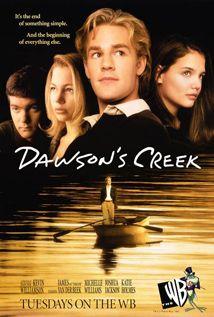 Banco de Séries - Organize as séries de TV que você assiste - Dawson's Creek