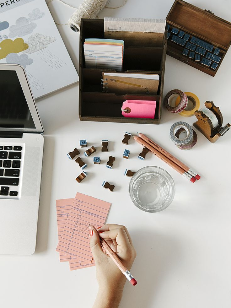 OliveBox - like birchbox but for stationery lovers. new papery surprises each month.