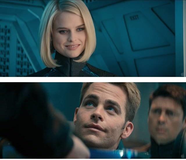 Star Trek Into Darkness First Teaser Trailer and Poster for JJ Abrams Film