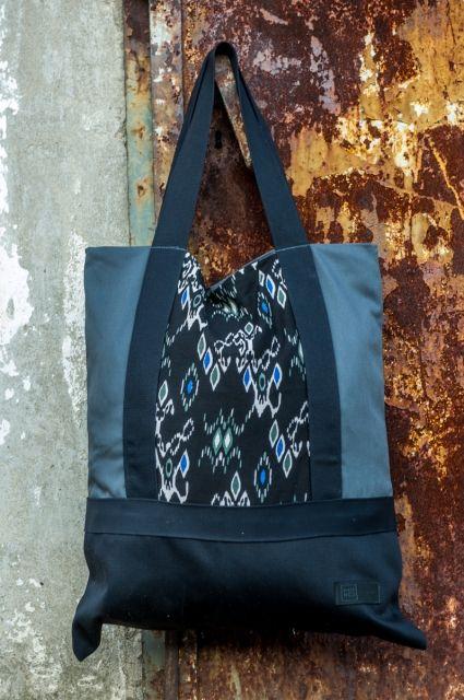 Shopper Big BAg Sumba #bag #african #fairtrade #handmade #madeinpoland #kokoworld