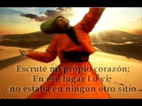 Mi camino - Rumi - YouTube
