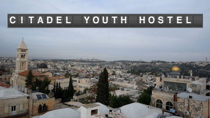 travel jerusalem hostels