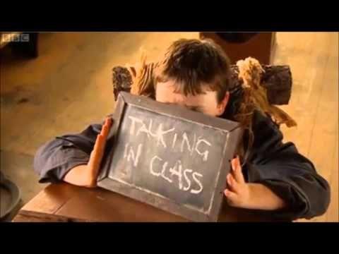 Victorian school punishments.
