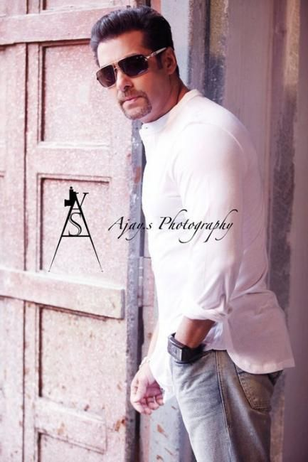 Salman Khan Photoshoot with Ajay Singh