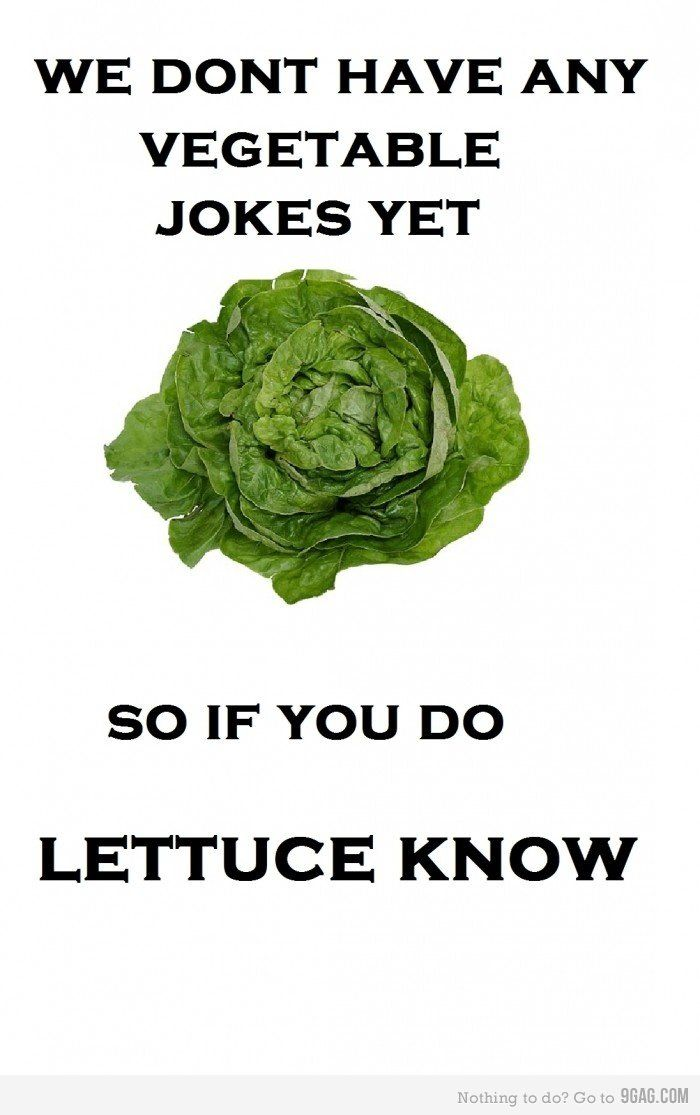 hahahahaha... I call my boyfriend lettuce all the time... He never notices. His name is Dennis. ^^omg lol