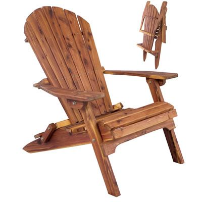 Adirondack Chair On Adirondack Chair Is A Great Option