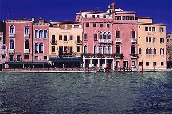 HOTEL PRINCIPE-Overlooking the Grand Canal-our hotel in Venice