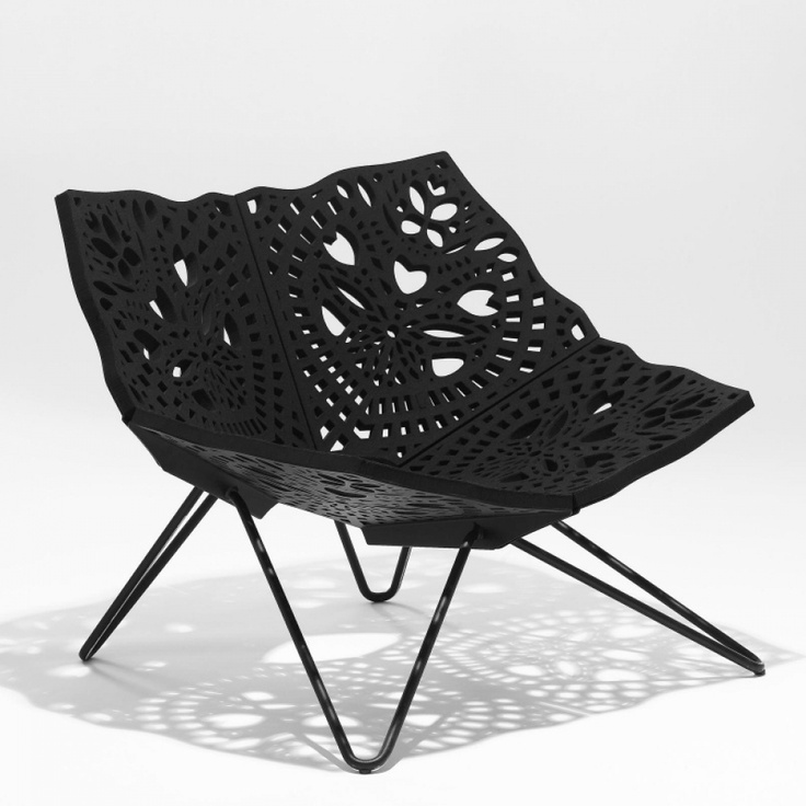 Louise Campbell / prince chair, for Hay