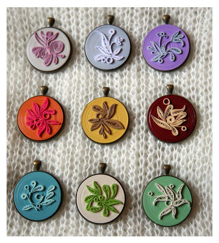 Zarzillos´s vintage pendant