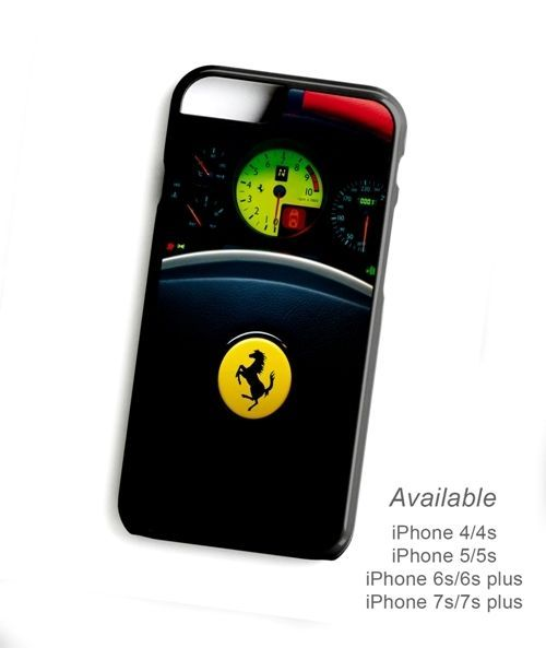 New Best Rare Ferrari Logo steering wheel Print On Hard Plastic for iPhone Case #UnbrandedGeneric #iPhone4 #iPhone4s #iPhone5 #iPhone5s #iPhone5c #iPhoneSE #iPhone6 #iPhone6Plus #iPhone6s #iPhone6sPlus #iPhone7 #iPhone7Plus #BestQuality #Cheap #Rare #New #Best #Seller #BestSelling #Case #Cover #Accessories #CellPhone #PhoneCase #Protector #Hot #BestSeller #iPhoneCase #iPhoneCute #Latest #Woman #Girl #IpodCase #Casing #Boy #Men #Apple #AplleCase #PhoneCase #2017 #TrendingCase #Luxury #Fashion…