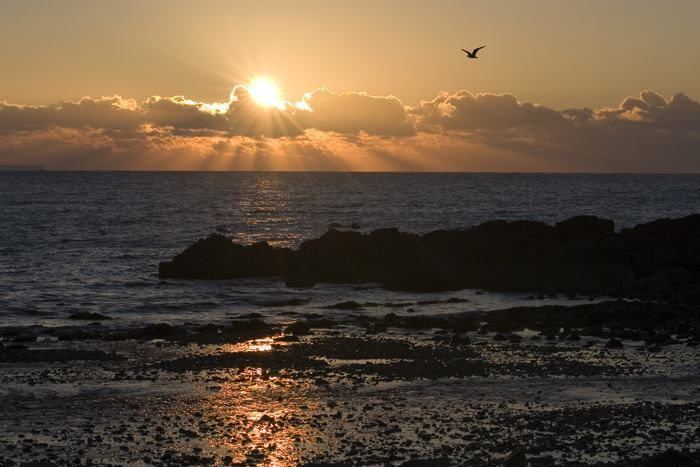 #Sunrise at #Newlyn #Cornwall
