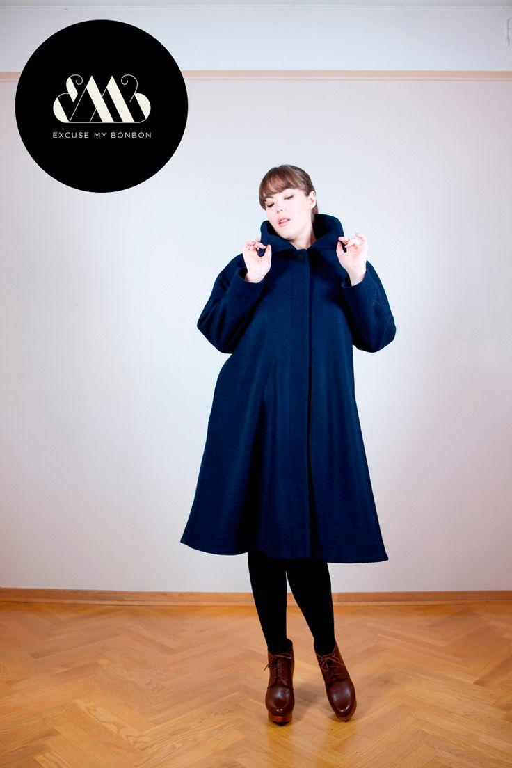 Grace Coat Photo: Jeremy Barrois Make up: Janne Suono Model: Ninja Sarasalo