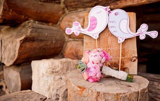 фотография buket1 Свадьба в эко-стиле – торжество в гармонии с природой Свадьба в Эко стиле