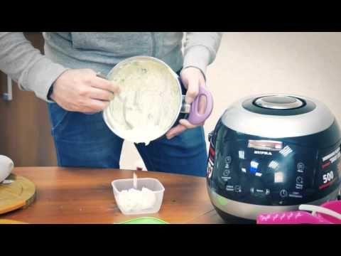 Сливочный сыр в мультиварке. Рецепт приготовления в домашних условиях.