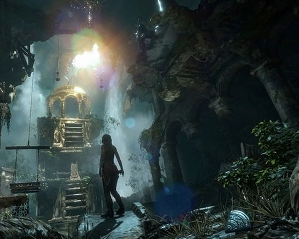 Rise Of The Tomb Raider PS4 Release Date Oct. 11 - Xbox One & PC Too! - http://www.morningledger.com/rise-of-the-tomb-raider-ps4-release-date-oct-11-xbox-one-pc-too/1385802/