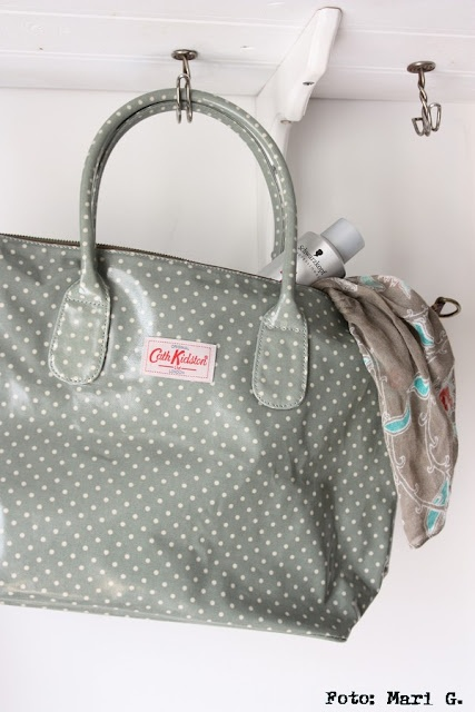 Cath Kidston bag (I've had my eye on this bag for a looooong time. It WILL be mine!)