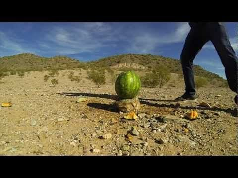 Gopro Hero 3 Black Edition Slow Motion Test 120fps & 240fps