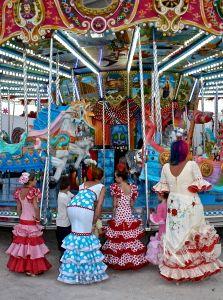 The Nerja Feria- October