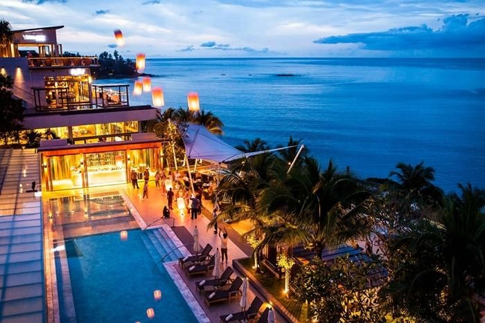 Beachside or poolside? Wot about both at the Cape Sienna Phuket in Thailand from AU$107. #Travel #Phuket #Thailand #Wotif