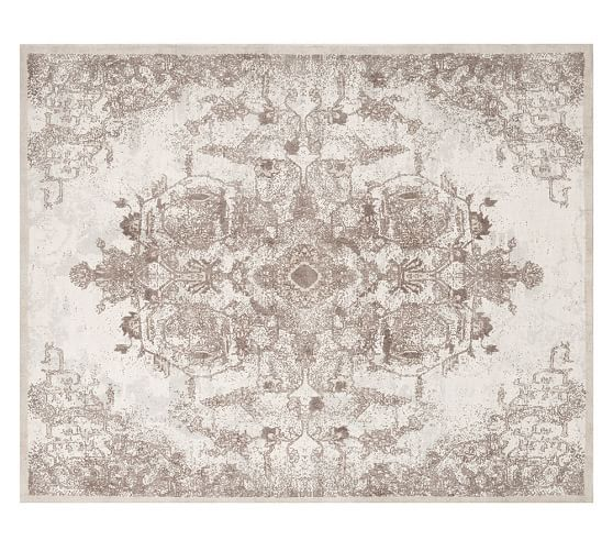 Dune Printed Rug Pottery Barn Furniture Pinterest Barn Living Rooms And Condos