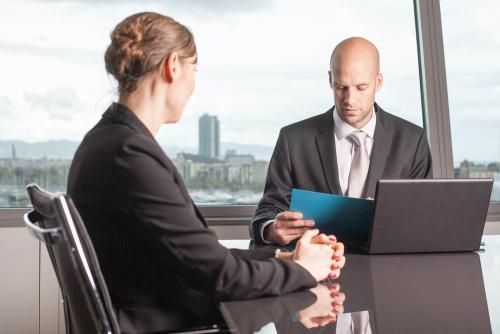 A law firm is only concerned with three questions when they evaluate applicants. Learn what these three questions are in this article.