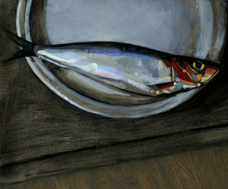 Sardine - by Sam Dalby
