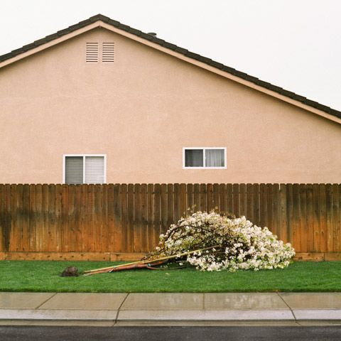 New York-based photographer Dustin Aksland explores the housing boom in the Central Valley of California in his series Ventana View