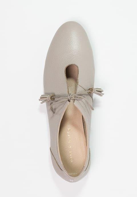 mint&berry Oksfordki - light grey za 224,1 zł (15.05.17) zamów bezpłatnie na Zalando.pl.
