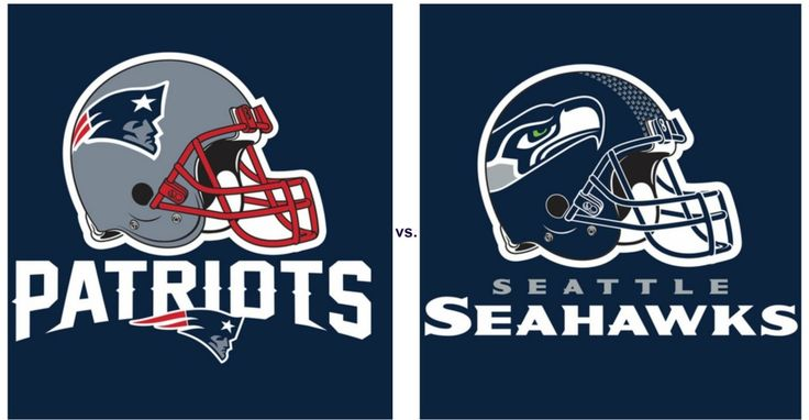 seahawks vs patriots | Super Bowl 2015 >> Patriots vs Seahawks Party Supplies