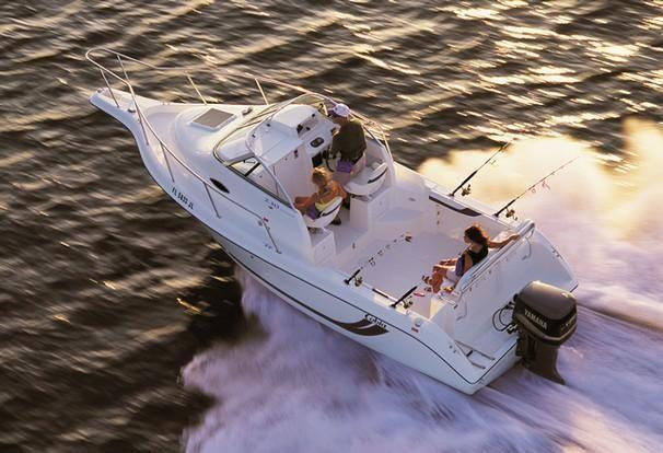 2001 Cobia 230 Walk-Around Power Boat For Sale - www.yachtworld.com