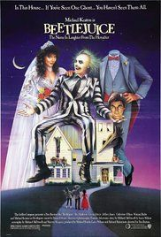 Beetlejuice - Spiritello porcello Poster