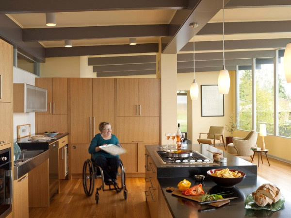 What is Universal Design? - a guide to adapting your home to the principles of Universal Design... Great for baby boomers & people with disabilities
