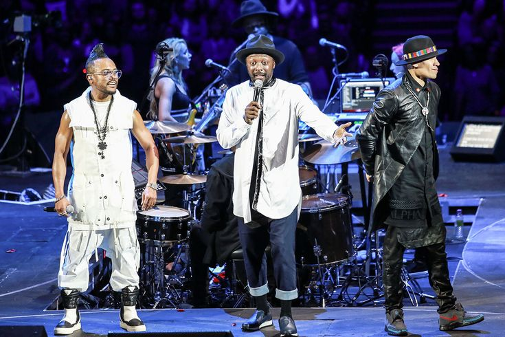 Black Eyed Peas Reunite in London Without Fergie - MuzWave