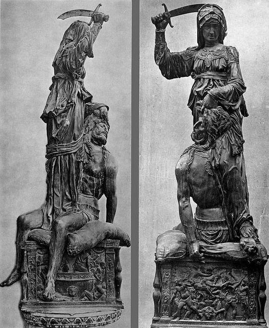 Donatello, Judith et Holopherne - Palazzo Vecchio