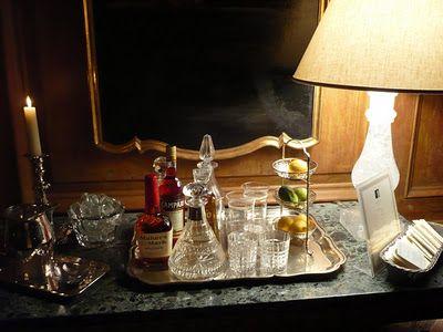 David Phoenix bar display