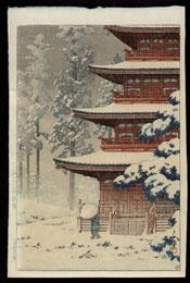 Kawase Hasui, 1883-1957