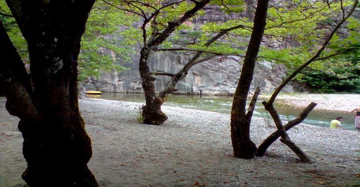 Ag Vlaherna http://www.ninemia.gr/gr/River-activities/