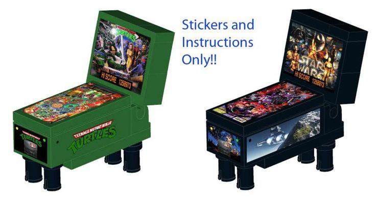lego+labels | ... Instructions Vending Machine for LEGO 10182 10218 X-men Iron Man 10185